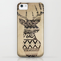 Oh Deer, Oh My iPhone & iPod Case by Madelyne Joan Templeton