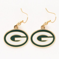 NFL Green Bay Packers Earrings