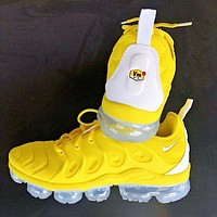 Nike Air Vapormax Plus Men's and Women's Cushioning Sports Running Shoes