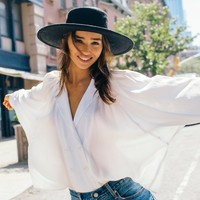 Free People More To Love Top