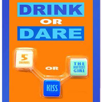 Drink Or Dare Game