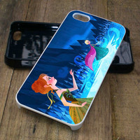 Disney Frozen Princess Anna - iPhone 4 4S iPhone 5 5S 5C and Samsung Galaxy S3 S4 Case