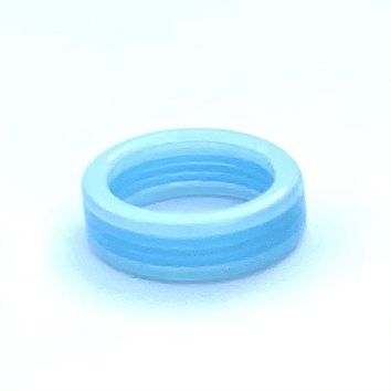 Blue Raspberry Sour Belts Ring