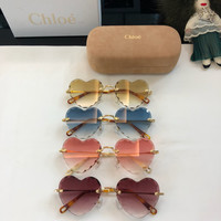 Chloe ROSIE SUNGLASSES Rosie heart sunglasses