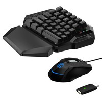 GameSir VX AimSwitch Wireless Gaming keypad with Mouse and USB receiver play Red Dead Redemption 2 on xboxone ps4 (on Switch PC)