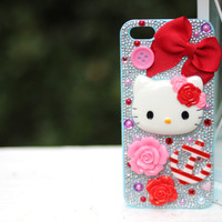Nautical Hello Kitty iPhone 5 Case