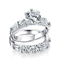 Bling Jewelry Loving Bridal Rings