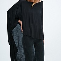Silence + Noise Circles High-Low Top - Urban Outfitters