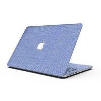 Blue Jean Overall Pattern - MacBook Pro with Retina Display Full-Coverage Skin Kit