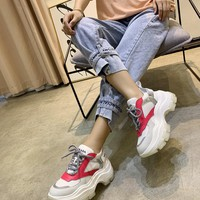 New Office Prada Women Casual Shoes Boots fashionable casual ladies white sneaker Shoes boots top quality
