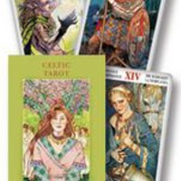 Celtic Mini Tarot Deck by Davis/Paterson