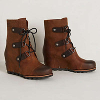 Joan of Arctic Wedge Mid-Boots