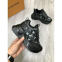 LV Louis Vuitton Woman's Men's 2020 New Fashion Casual Shoes Sneaker Sport   Running Shoes
