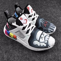 Best Online Sale Kaws x Adidas Consortium NMD XR1 BY9950 Boost Sport Running Shoes Classic Casual Shoes Sneakers