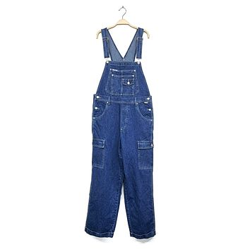 Machinist Denim Overalls