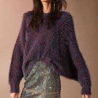 UO Sequin Studded Mini Skirt | Urban Outfitters
