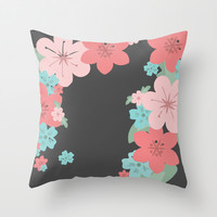 Beautiful Throw Pillow by Ashley Hillman