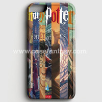 Harry Potter Quotes, I Solemnly Swear That I Am Up To No Good iPhone 6 Plus/6S Plus Case | casefantasy