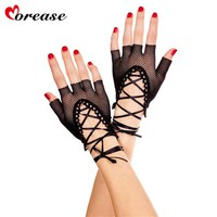 Morease hollow out Lace Sexy gloves bdsm erotic fetish bondage harness brinquedos Sex Toy Product Adult game