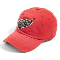 Men's American Needle 'Detroit Red Wings - Luther' Snapback Cap