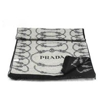 One-nice™ Perfect PRADA Woman Fashion Accessories Sunscreen Cape Scarf Scarves