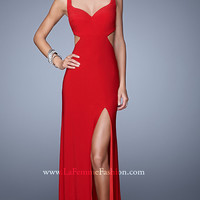 Long La Femme 2015 Prom Dress