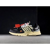 Off White x Nike Air Presto OW AA3830-001