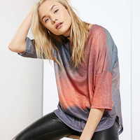 Michael Frey X UO Skyscape Dolman Pullover Sweater - Urban Outfitters