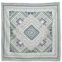 LA Hearts Tapestry - Womens Scarves
