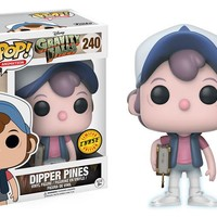 Gravity Falls Dipper Pines Chase Pop! Vinyl Figure #240