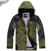 The north Face the latest style men's suits