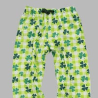 St. Patricks Day - Flannel - Pajama Pants - Ruffles with Love