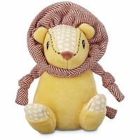 Leaps & Bounds Wildlife Plush Lion Dog Toy | Petco