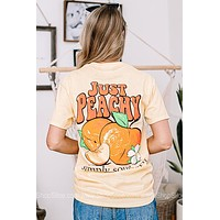 Just Peachy | Simply Southern