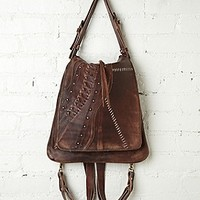 Excelsior  Leather Corset Backpack at Free People Clothing Boutique