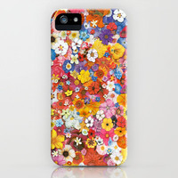 Flower iPhone Case by Ben Giles | Society6