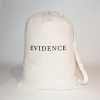 Set Editions | Evidence Laundry Bag