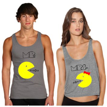 mr and mrs tank top couple tank top tshirt
