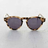 KOMONO CRAFTED Clement Ivory Demi Sunglasses- Ivory One