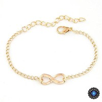Limited Edition Dazzling Infinity Bracelet