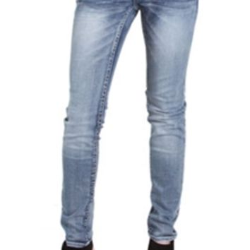Hydraulic Jeans Skinny with Basic Pocket M3563C6F1RH