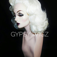 Modern Marilyn // Drag Queen // Show Girl // Platinum Blonde // Lace Front // Wig