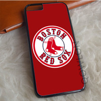 Boston Red Sox Logo iPhone 6   6S Case