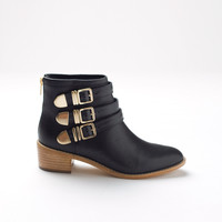 Fenton Buckle Boot