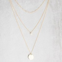 Voyage Layered Necklace