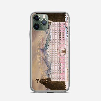 The Grand Budapest Hotel iPhone 11 Pro Max Case