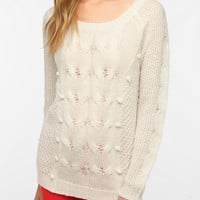 Urban Outfitters - Pins and Needles Bobble Knit Sweater