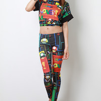 Your Game Is Over Leggings