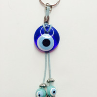 3-Eye Key Chain