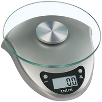 Taylor Silver Digital Kitchen Scale